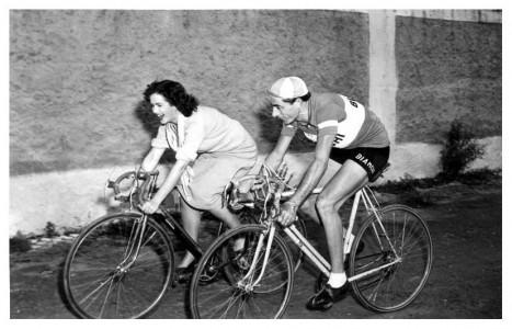 Fausto Coppi & Fulvia Franco