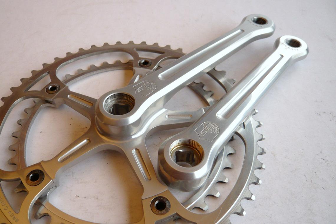 Eddy Merckx crankset dust caps fit shimano campagnolo ofmega gipiemme vintage