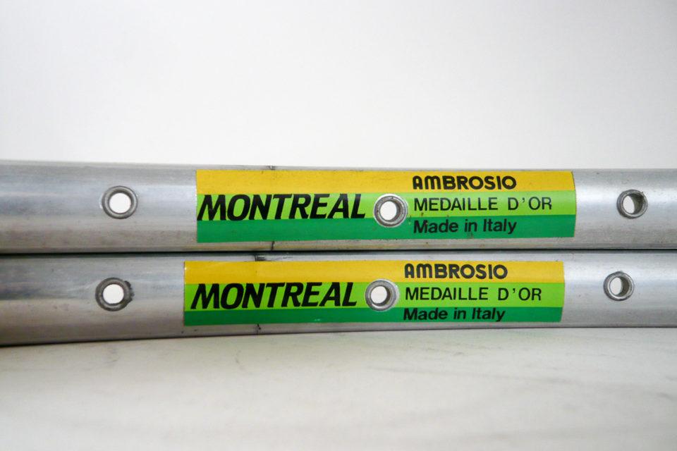 Ambrosio Montreal Rims 32 holes NOS