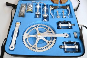 Campgnolo 50th Anniversary Groupset