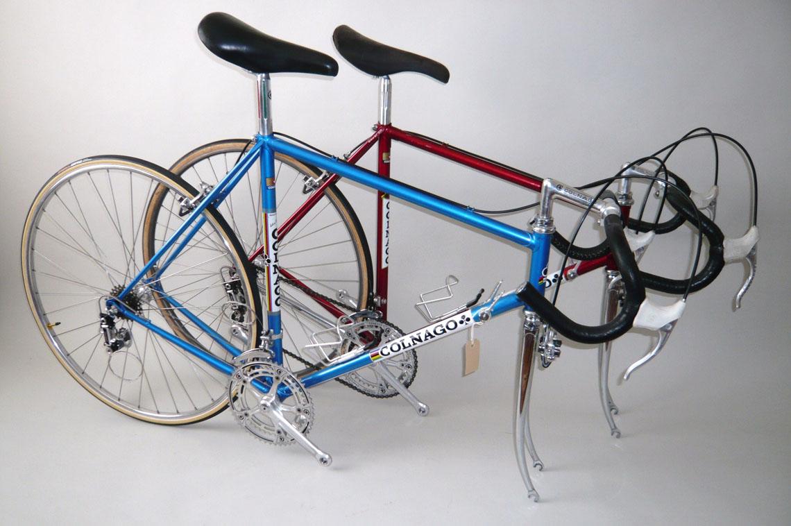 Colnago Super Classic Steel Bikes