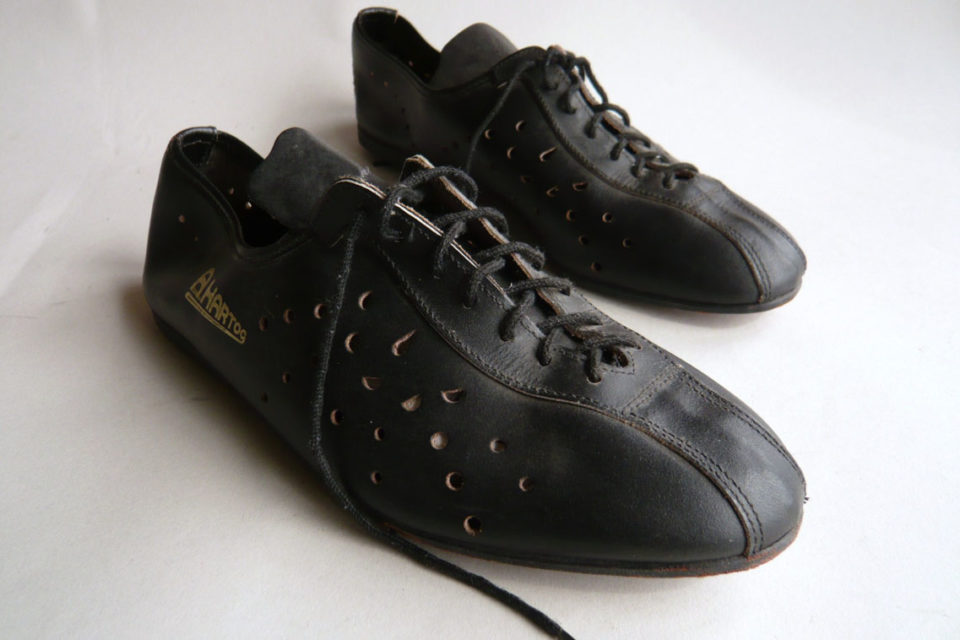 Vintage Cycling Shoes 1