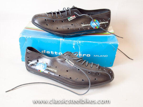 Detto Pietro Cycling Shoes Size 42 NOS NIB
