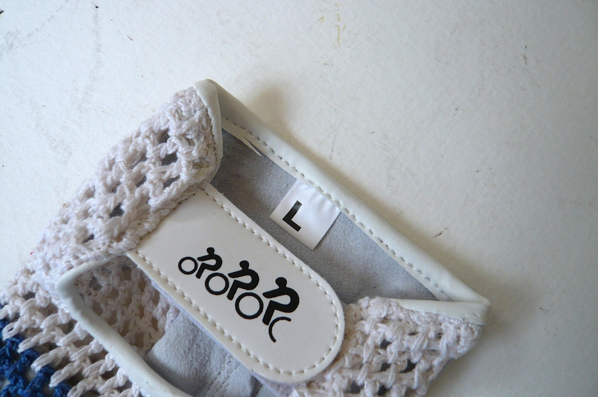 Vintage Cycling Gloves