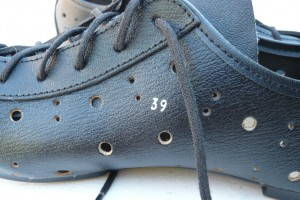 Piri Vintage Cycling Shoes size 39 4