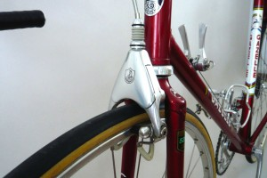 Campagnolo C-Record Delta Brakes