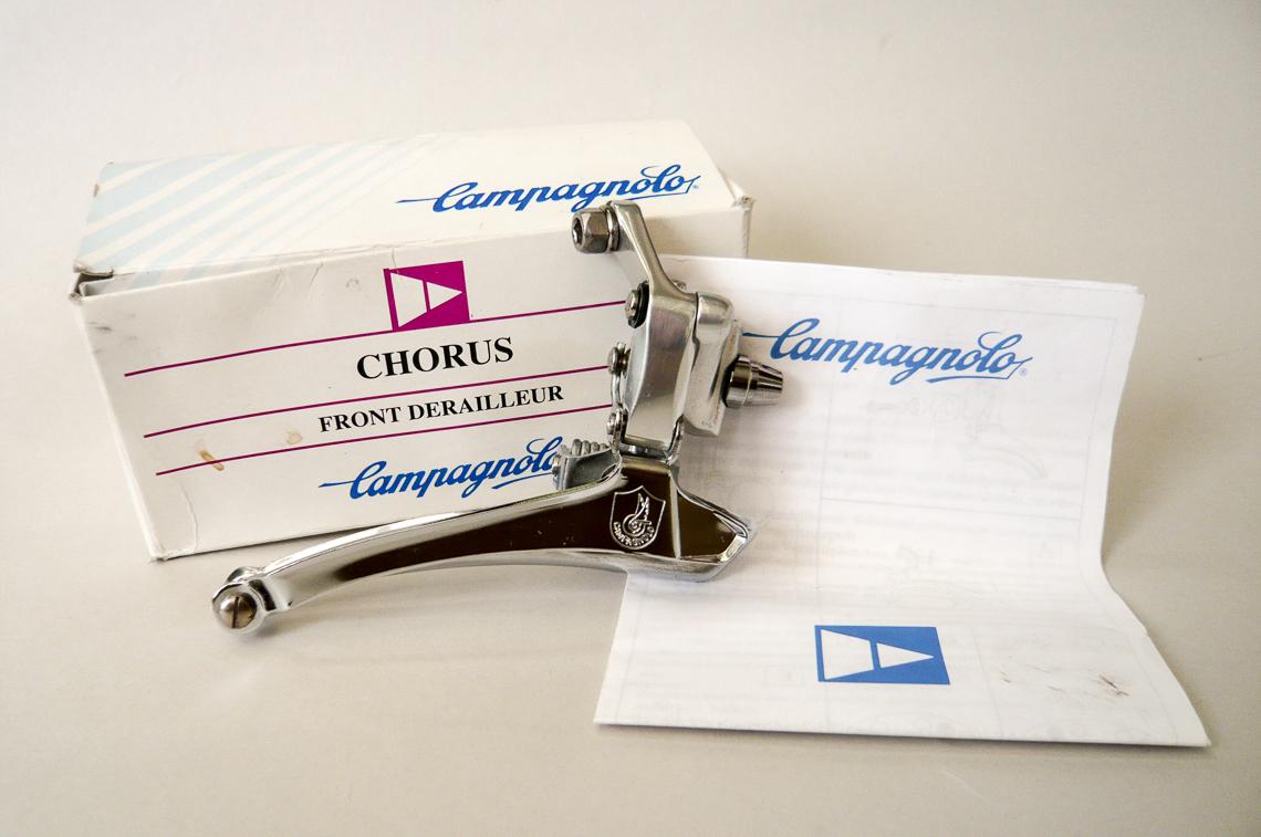 Campagnolo Chorus RS front derailleur