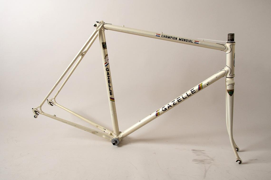 Gazelle Champion Mondial A-Frame Size 57ct - Classic Steel Bikes