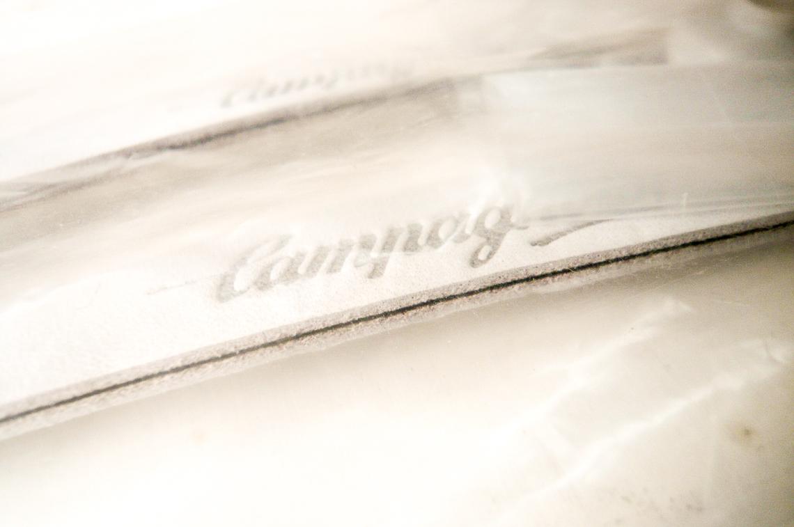 Campagnolo Toe Straps