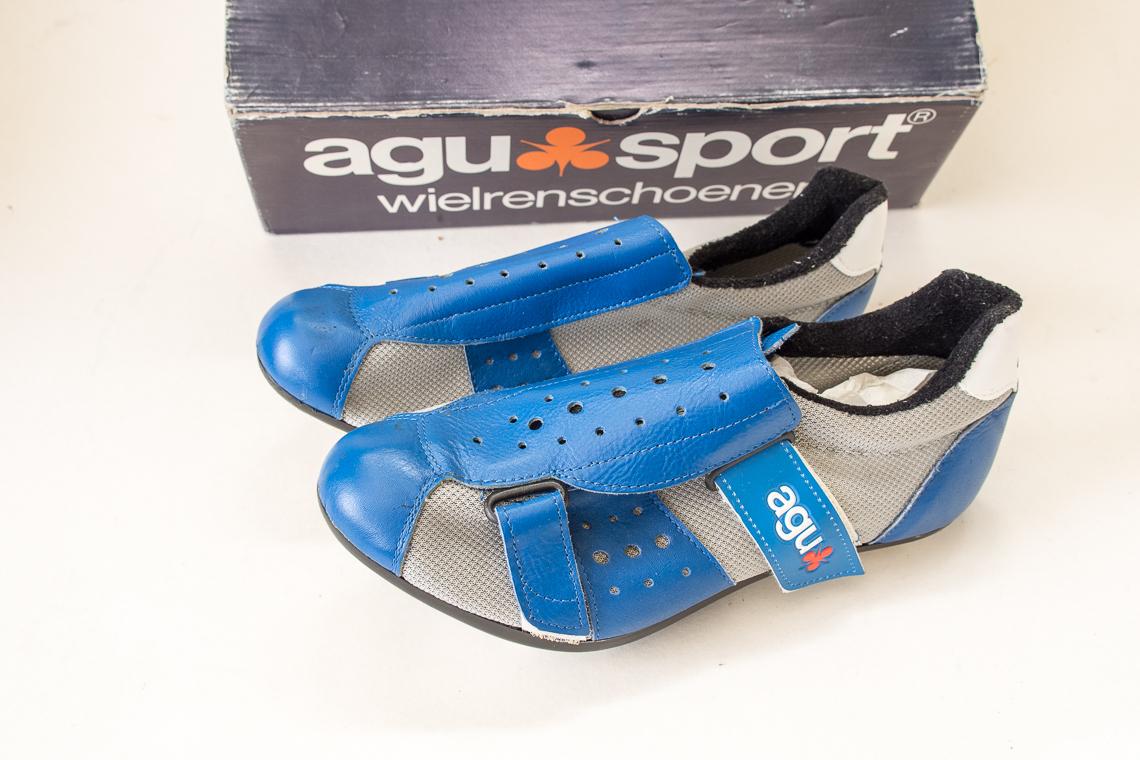 AGU Sport Vintage Cycling Shoes Size 41