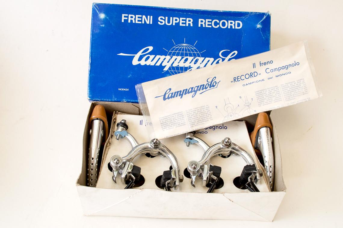 Campagnolo Super Record Brakes NOS NIB