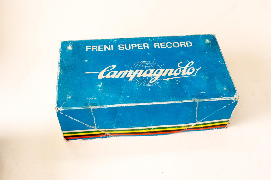 Campagnolo Cobalto Brakes