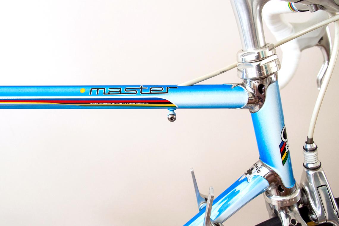 Colnago Master Campagnolo C-Record - Classic Steel Bikes