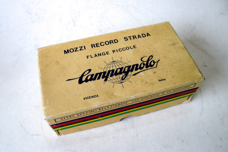 Campagnolo Record Hubset