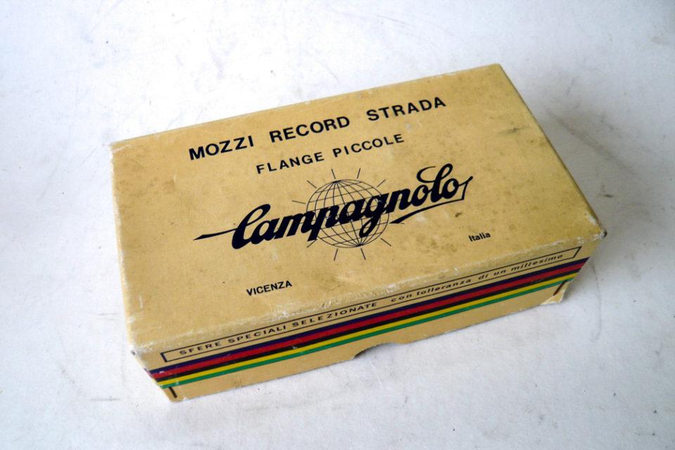 Campagnolo Record Hubset NOS/NIB