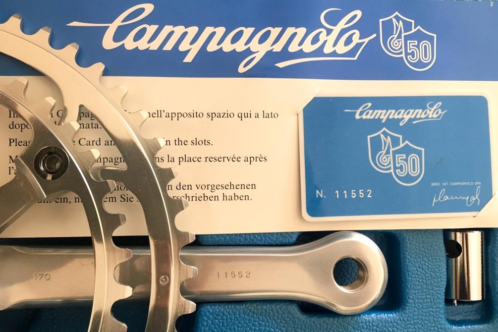 Campagnolo 50th Anniversary