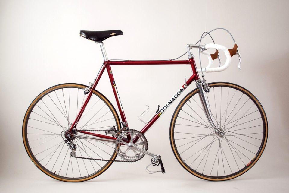 Colnago Super Saronni 1982