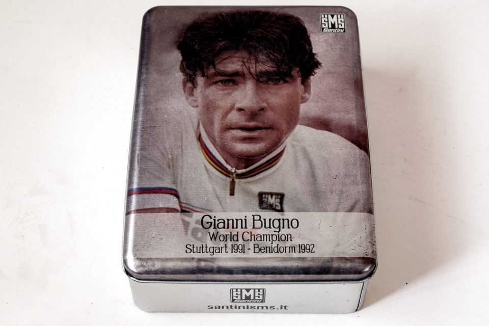 Gianni Bugno Limited Edition Jersey