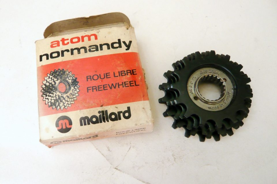Maillard Atom 5 speed Freewheel NOS