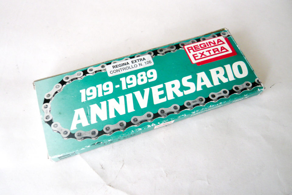 Regina Extra Anniversary Chain NOS