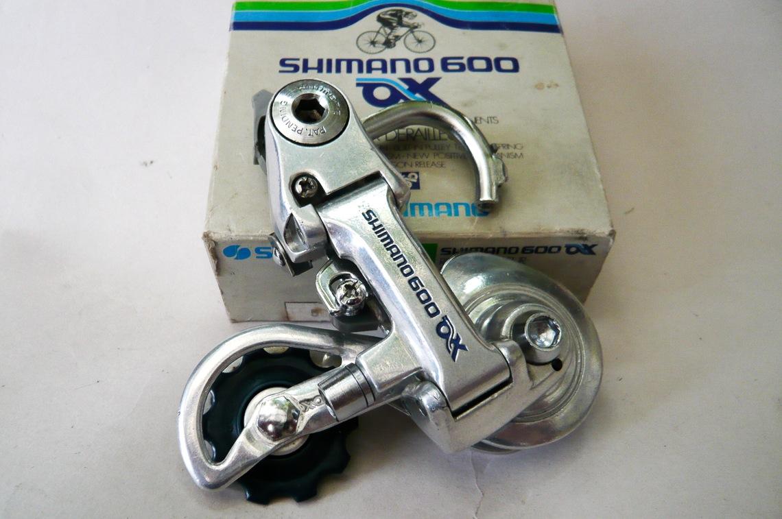 Shimano 600 AX Rear Derailleur NOS/NIB