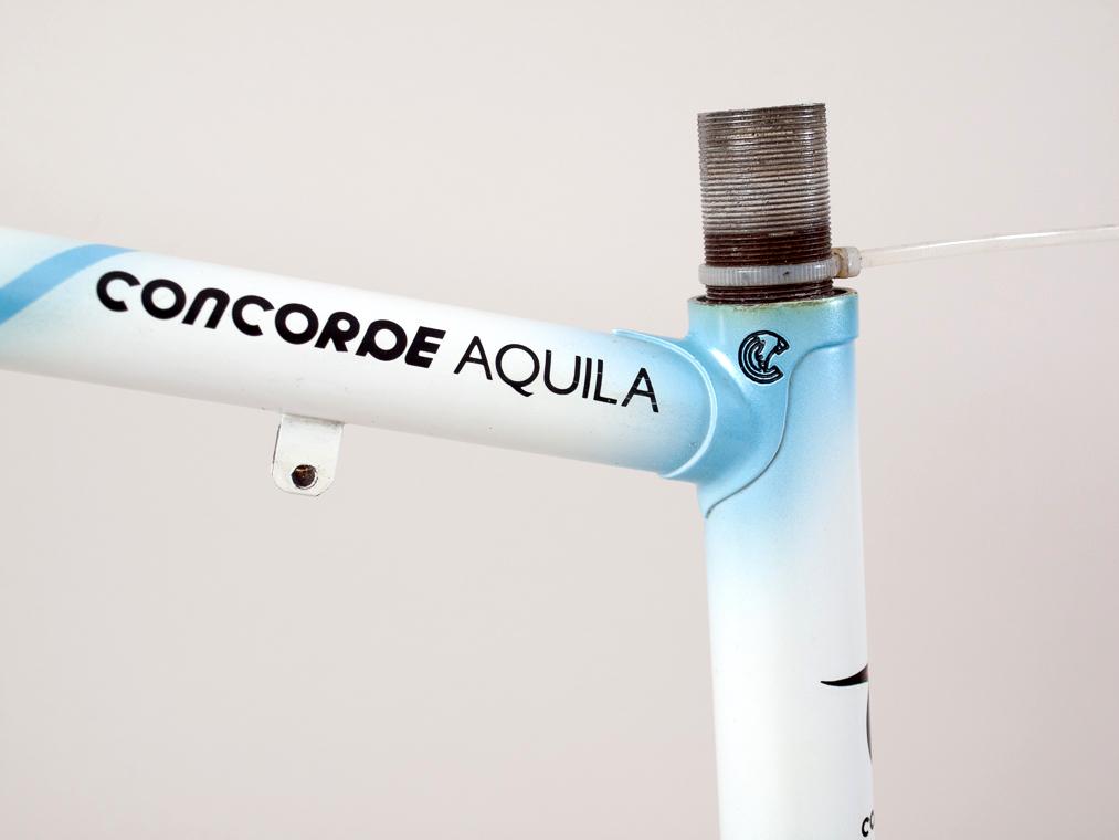 Concorde Aquila Ciocc Frameset Size 60 Cc Classic Steel