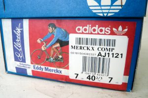 Adidas Merckx Competition Cycling Shoes