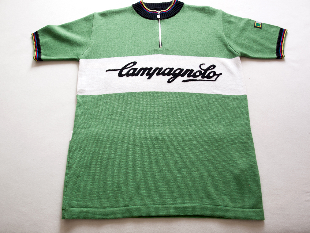 campagnolo heritage classica c905 cycling jersey wool