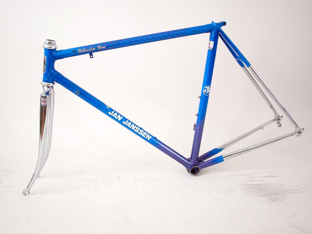 c6a41eb8f7b Jan Janssen Sallanches Luxe size 52ct - Classic Steel Bikes