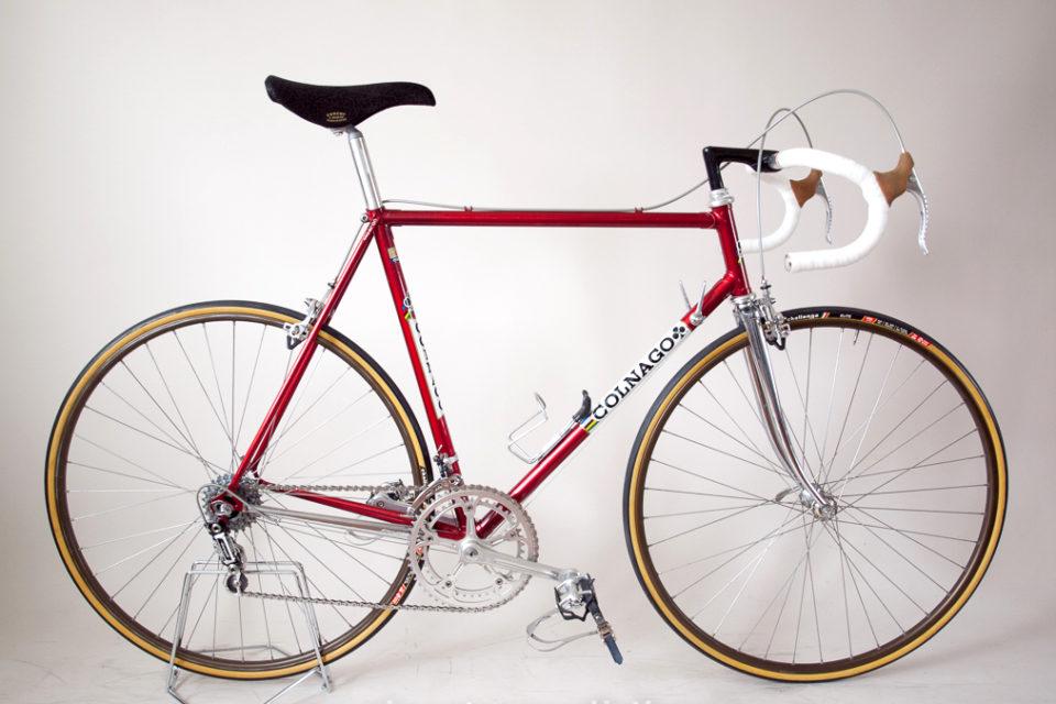 Colnago Super 1983 Saronni Campagnolo Super Record