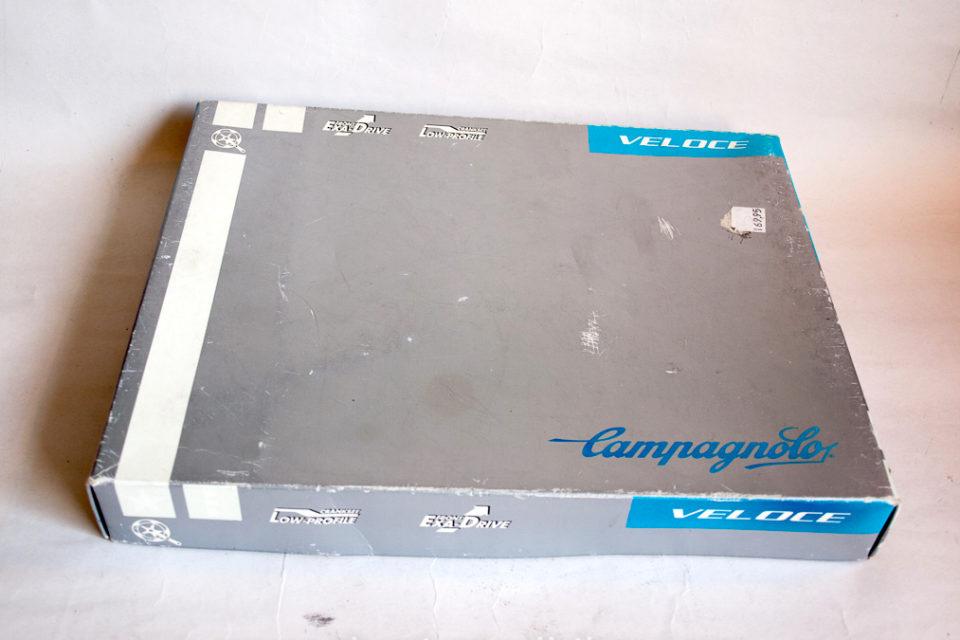 Campagnolo Veloce Crankset NOS/NIB