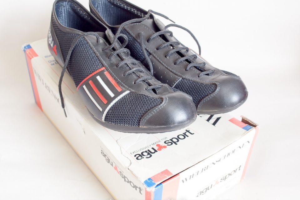 AGU Classic Cycling Shoes size 44