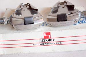 campagnolo C-Record SGR pedals