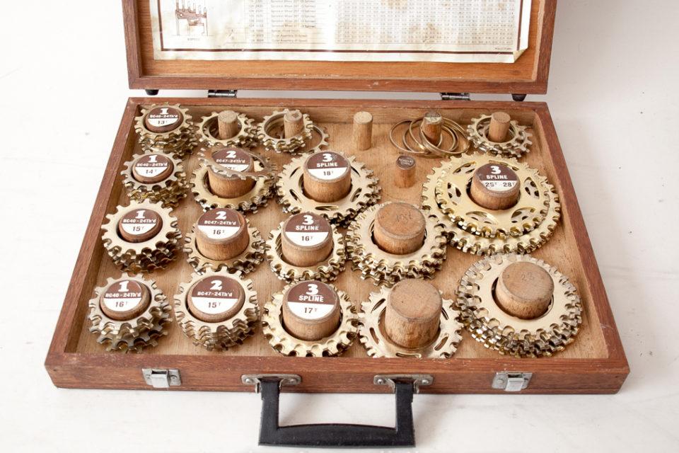 Shimano Dura Ace Multiple Freewheel Parts Box NOS