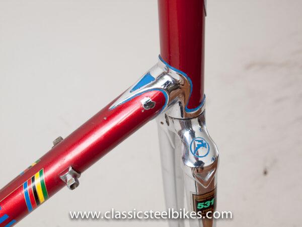 Gazelle Champion Mondial AA-Frame Size 64ct