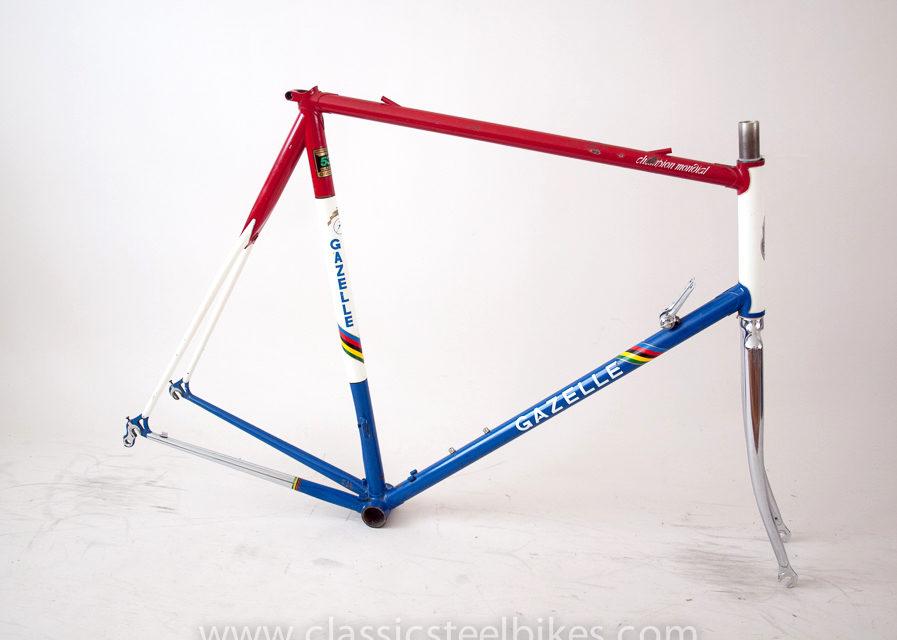 Gazelle Champion Mondial AA-Super Frameset Size 64ct