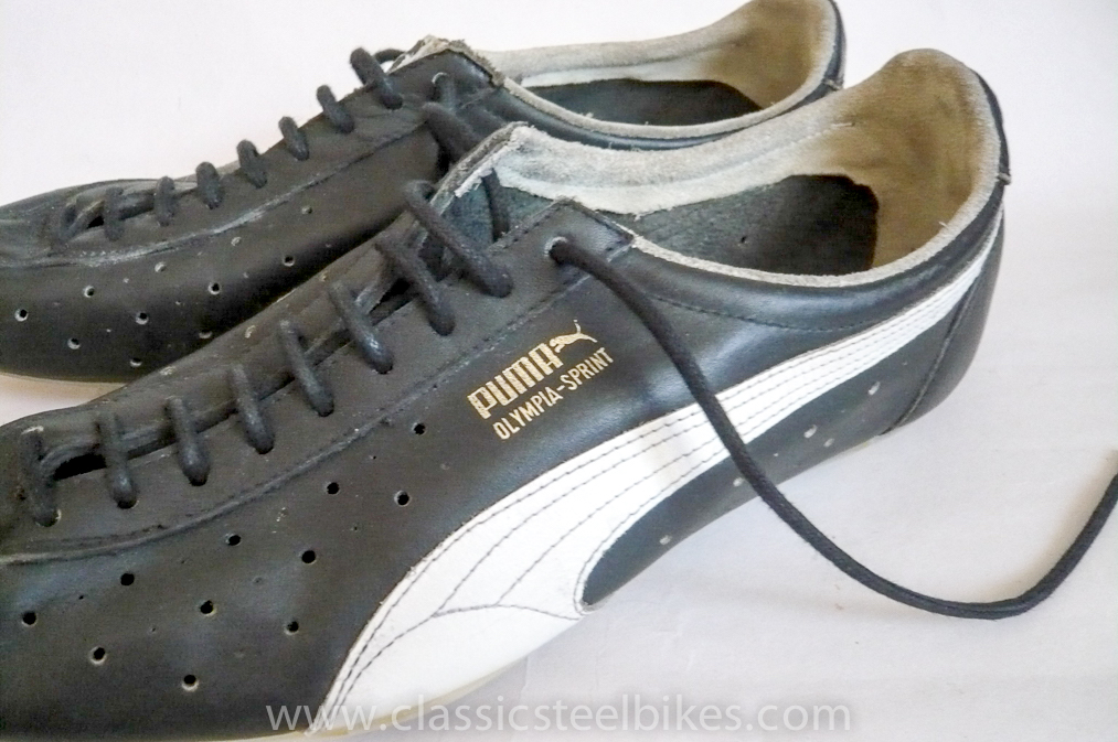 Puma Olympia Vintage Cycling Shoes