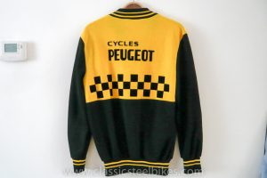 Cycles Peugeot Jersey-12