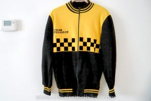 Cycles Peugeot Cycling Jersey