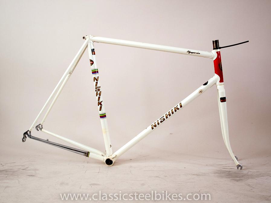Nishiki Olympic Ace Frame size 58ct