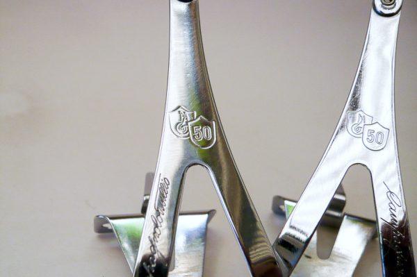 Campagnolo 50th Anniversary Toe Clips