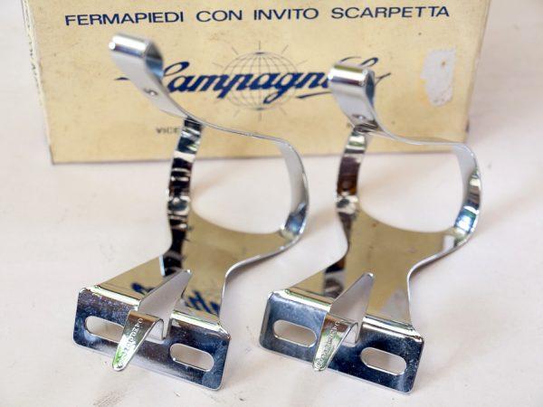 Campagnolo Toe Clips NOS/NIB