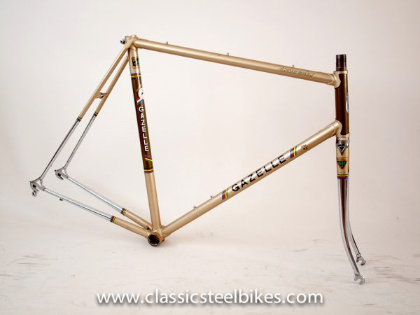 Gazelle Champion Mondial A-Frame Size 60ct