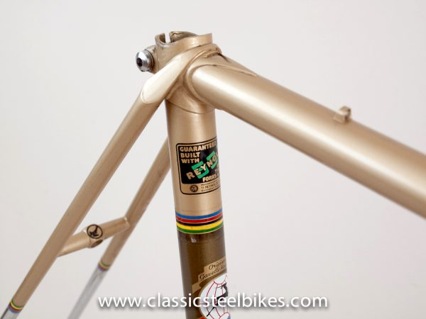 Gazelle Champion Mondial A-Frame