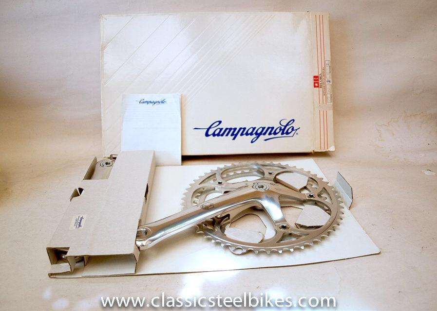 Campagnolo Record C-Record Crankset NOS/NIB