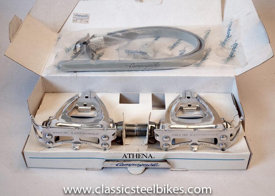 Campagnolo Athena Pedals NOS/NIB