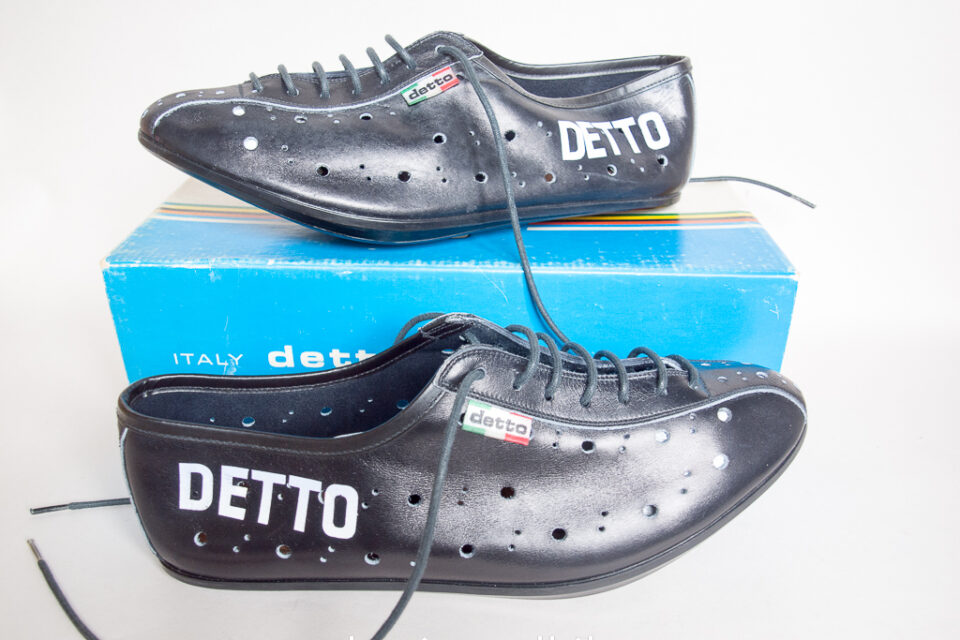 Detto Pietro Vintage Cycling Shoes